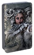 Ice Princess 004 Portable Battery Charger