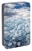 Ice Wall Portable Battery Charger