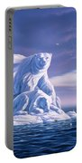 Icebeargs Portable Battery Charger by Jerry LoFaro