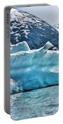 Iceberg Glacier Alaska  Portable Battery Charger