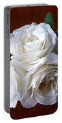 Iceberg Rose Trio Portable Battery Charger