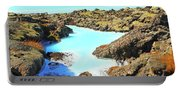 Iceland Blue Lagoon Healing Waters Portable Battery Charger