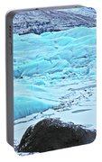 Iceland Glacier Bay Glacier Mountains Iceland 2 322018 1789.jpg Portable Battery Charger