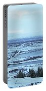 Iceland Mountains Lakes Roads Bridges Iceland 2 2112018 0945 Portable Battery Charger