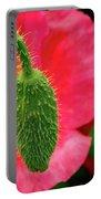 Icelandic Poppy Pod Portable Battery Charger
