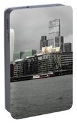 Iconic London Skyline Portable Battery Charger