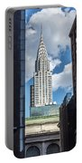 Iconic New York  Portable Battery Charger