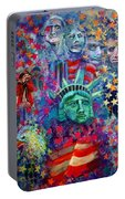 Icons Of Freedom Portable Battery Charger