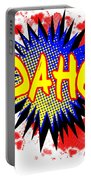 Idaho Comic Exclamation Portable Battery Charger