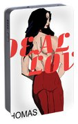 Ideal Love Cover Portable Battery Charger