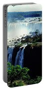 Iguacu Waterfalls Portable Battery Charger
