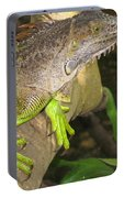 Iguana - A Special Garden Guest Portable Battery Charger