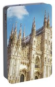 Il Duomo Milan Italy Portable Battery Charger