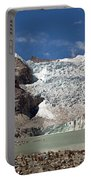 Illampu Glacier Lake Or Laguna Glacial Portable Battery Charger