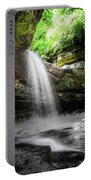 Illinois Waterfall Portable Battery Charger