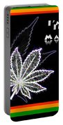 I'm Crazy In Love With Mary Jane Portable Battery Charger