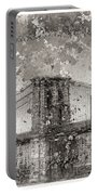 Im Selling The Brooklyn Bridge Or At Least A Photo Of It  Portable Battery Charger