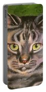 Im Your Man Tabby Portable Battery Charger