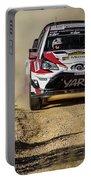 imagejunky_KB - RallyRACC WRC Spain - Esapekka Lappi / Janne Ferm Portable Battery Charger