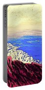 Imagination Ocean View  Portable Battery Charger