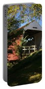 Imes Covered Bridge-winterset Portable Battery Charger