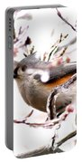 Img_0001 - Tufted Titmouse Portable Battery Charger