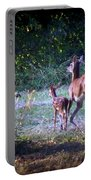 Img_0461-020 - White-tail Deer Portable Battery Charger