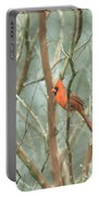 Img_1273-003 - Northern Cardinal Portable Battery Charger