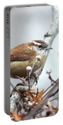Img_9256 - Carolina Wren Portable Battery Charger