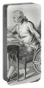 Immanuel Kant Portable Battery Charger