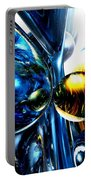 Impassioned Abstract Portable Battery Charger
