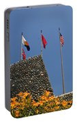 Imposing Flags Portable Battery Charger