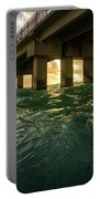 Imposing Pier Portable Battery Charger