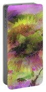 Impression Sunflower Portable Battery Charger