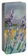 Impressionism Fantasy Field Portable Battery Charger