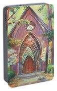 Impressionist Cooper Chapel Portable Battery Charger