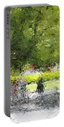 Impressionist Series #2 Portable Battery Charger