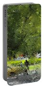 Impressionist Series #1 Portable Battery Charger