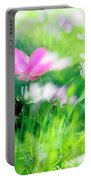Impressionistic Photography At Meggido 3 Portable Battery Charger