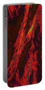 Impressions Of A Burning Forest 10 Portable Battery Charger
