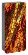 Impressions Of A Burning Forest 11 Portable Battery Charger