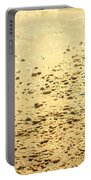 In A Golden Morning Portable Battery Charger
