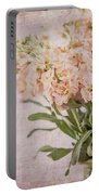 In A Vase #2 Portable Battery Charger