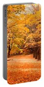 In Autumn Portable Battery Charger