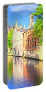 In Bruges Portable Battery Charger