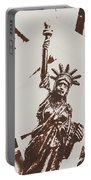 In Liberty Of New York Portable Battery Charger