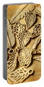 In Ornamental Nature Portable Battery Charger