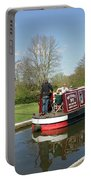 In Papercourt Lock On The Wey Navigations Portable Battery Charger