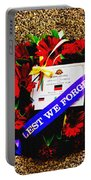 In Remembrance 5th Battalion Portable Battery Charger