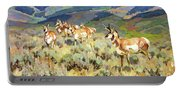 In The Foothills - Antelope Portable Battery Charger